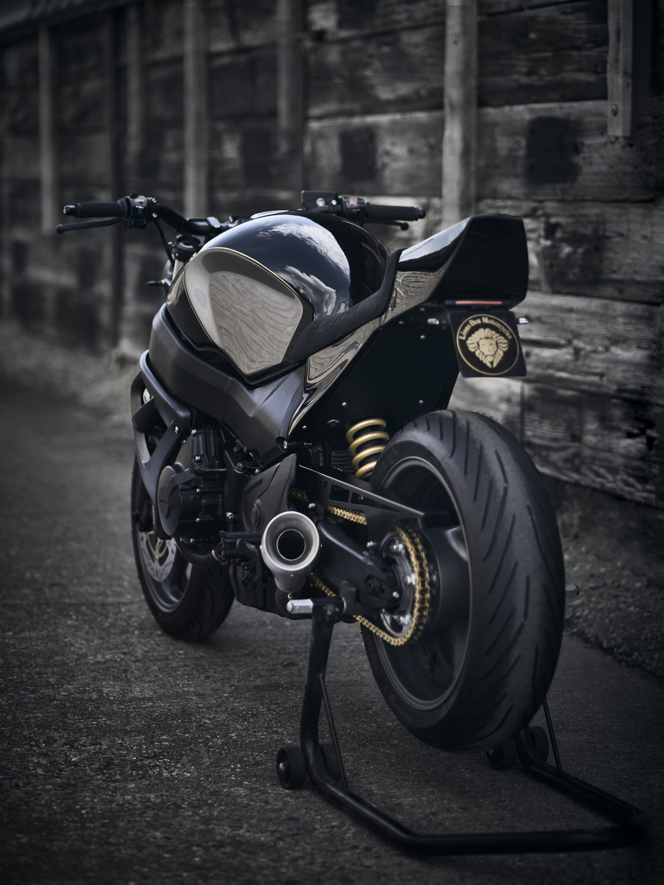 Hero Motorcycle Image
